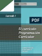 Pedagógico - Fascículo 1
