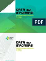 Data dan Informasi Kesehatan Profil Kesehatan Indonesia 2016 - smaller size.pdf