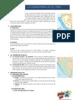 Hidrosfera Del Perú