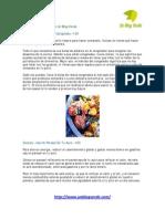 Ecotips de La Semana de Un Blog Verde 159-163