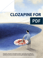 Clozapine for Schizophrenia- Life-threatening or Life-saving Treatment