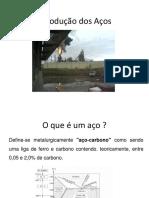 Processo de Fabricação dos Aços.pptx