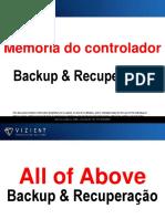 A08 Backup e Restauração Memória Do Controlador 2014