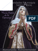 Módulo III ''María Madre de La Esperanza''