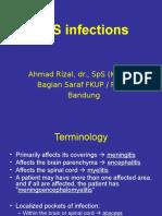 Dr. AR - Cns Infection Utk RPS