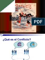 Manejo de conflictos, Sara Chain Morales, 2007-1.ppt