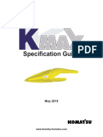 1. Kmax Specification Guide 201005