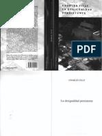 Charles Tilly - La Desigualdad Persistente (0)