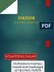 STATISTIK TEORI