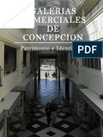 Galerías Comerciales de Concepción - Patrimonio e Identidad