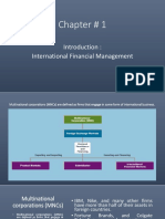Ch 2Multinational Corporations (MNCs)