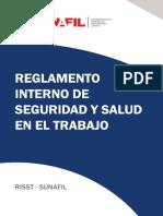 7_Reglamento Interno de Seguridad y Salud en El Trabajo