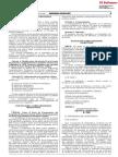 Decreto Legislativo que modifica la Ley  Nº 29571, Código de Protección y Defensa del Consumidor