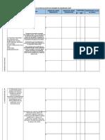 Matriz de Autoevaluación_34 Estandares