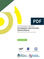 Instalacion Electriscista Domiciliaro
