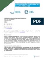 Conteudos Programaticos ECDL