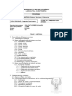 "Programa ""Sistema Nervioso y Endocrino"" 19-1"