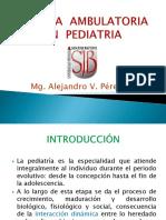 Terapia Ambulatoria en Pediatría