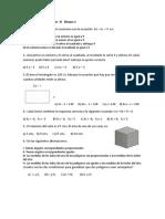 Examen Matemticas Bloque 2