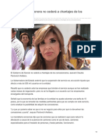 04-09-2018-El Gobierno de Sonora no cederá a chantajes de los concesionarios - Elsoldehermosillo