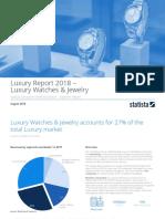 142 Sample Market Research Watch Industry Worldwide