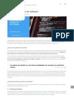 Patrones de Diseño de Software - DevExperto