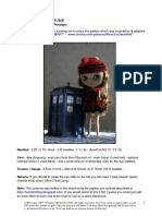 Dalek Costume 3