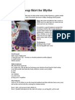 Swap Skirt