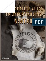 Guide to Understanding Asatru