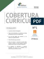 Ccurricular1 Lenguaje 6basico 2016