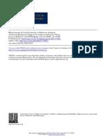 Tourinho, E. Z., & Neno, S. (2003). Effectiveness as Truth Criterion in Behavior Analysis. Behavior and Philosophy, 63-80.