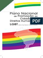 Plano Nacional Lgbt 2009