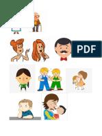 Abuelos y Abuelos Familia