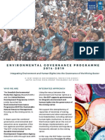 Environmental Governance Programme