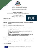 agenda European meeting.docx