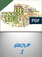 Cyber Crime Pp t