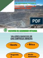 Seguridad Minera Prevencion Accidentes en Operacionesmina
