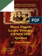 Marx Engels Lenin Trotsky