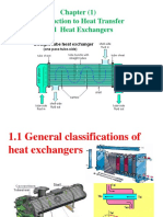 Introduction to Heat Transfer and Heat Exchangers