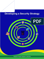 Developing a Security Strategy