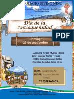 Publicidad antioqueñidad 2018