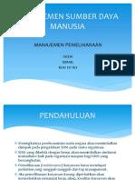 31 k012171167 Ismail Manajemen Pemeliharaan