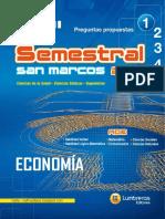 Economía Completo - Semestral Aduni 2015