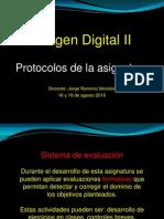 Protocolo de La Asignatura 321 Primavera 2010