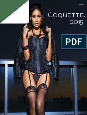 One Size Black. Coquette Lingerie La Petite Low Rise G-String Thong Panties