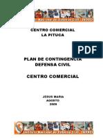 Plan de Contingencia Defensa Civil