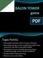 Balon Tower