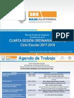 Presentación CTE Septiembre 4TA SESION ORD 2017-2018 (1)