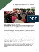 30-08-2018-Atiende DIF Sonora Peticiones de Vecinos de El Triunfito - Las5