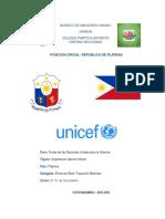 Modelo de Naciones Unidas